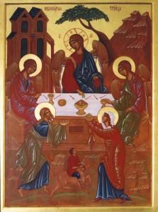 Old testament Trinity